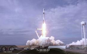 SpaceX испытала систему аварийного спасения
