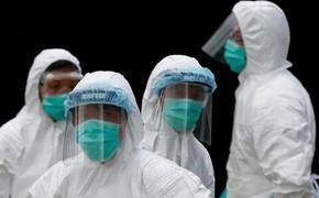 В КНР зарегистрирована третья смерть от коронавируса