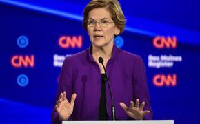 Женщины в политике. Элизабет Уоррен – пример для мирового «женского марша»