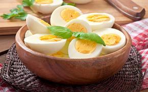 Крутые яйца помогут похудеть