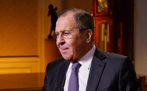 В Госдуме оценили решение переназначить Сергея Лаврова