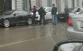 В Ростове-на-Дону произошла самая дорогая авария в наступившем году