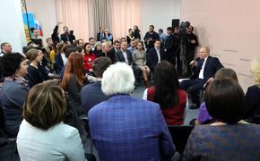 Путин объяснил, почему Россия не может перейти на парламентскую форму правления