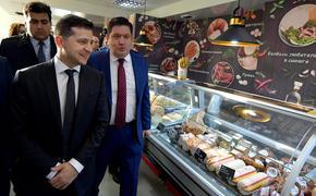 Зеленский выступил в Давосе и заявил, что конфликт в Донбассе может завершиться «завтра»