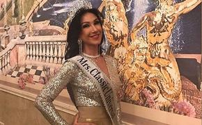 43-летняя врач из Санкт-Петербурга выиграла конкурс «Миссис Вселенная-2020»