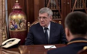Юрия Чайку официально освободили от должности генерального прокурора