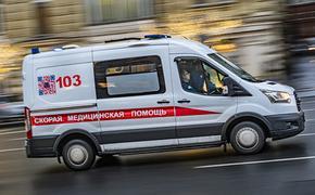 Экскурсионный автобус попал в ДТП на дороге Козельск—Калуга, есть пострадавшие
