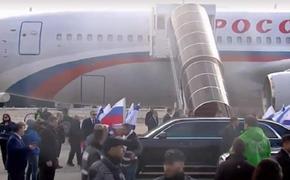 В Киеве не понравилось внимание Путина к