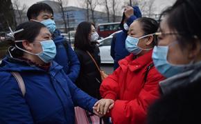 Мэр изолированного из-за коронавируса Уханя заявил об отставке
