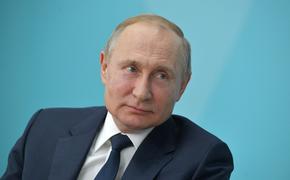Путин cегодня проведёт совещание по предупреждению коронавируса