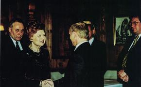 Помощник президента: Мне было комфортно работать с г-жой Фрейбергой