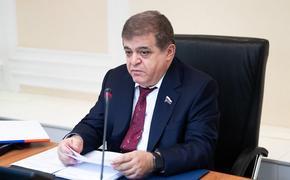 Сенатор Владимир Джабаров: «Сейчас пришло время дипломатов!»