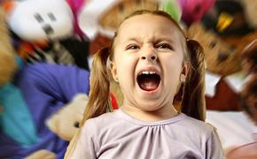 Что делать с детскими капризами?