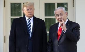 Новые инициативы Трампа:  оставят ли США в покое Ближний Восток?