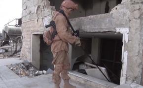 Гибель одного из спецназовцев ФСБ в Сирии подтвердили официально