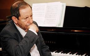 В Петербурге умер народный артист, композитор Сергей Слонимский