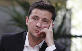 В непризнанной ЛНР предсказали грядущий провал президента Украины Зеленского