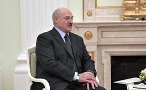 Лукашенко поделился рецептом здорового дня