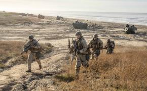 Выложено видео боя между американцами и курдами в Сирии на глазах у военных РФ