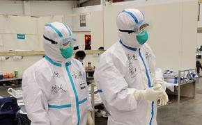 Эксперт: пик вспышки коронавируса в Китае пройден