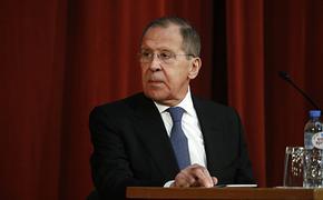 Глава МИД России Сергей Лавров назвал условия для обеспечения мира на Ближнем Востоке