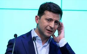 На Украине запретили фильм Зеленского из-за Крыма