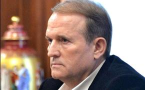Медведчук призвал Киев возобновить поставку воды в Крым