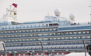 Власти Японии сообщили, когда пассажиры смогут покинуть круизный лайнер Diamond Princess