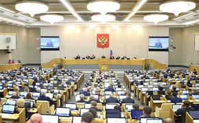 Госдума приняла во втором чтении поправки о расширении программы маткапитала