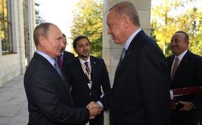 У России могут вновь обостриться отношения с Турцией