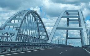 По Крымскому мосту пустят пригородный поезд между Керчью и Анапой