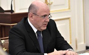 Мишустин освободил от должности заместителя министра труда и соцзащиты
