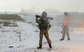 Ополченцы уничтожили «Черного запорожца» из ВСУ во время боя на луганском фронте