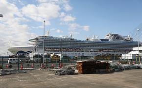 В Японии умерли два человека, заразившиеся  коронавирусом на  круизном лайнере  Diamond Princess
