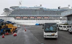Еще у двух россиян с круизного лайнера Diamond Princess  выявили коронавирус