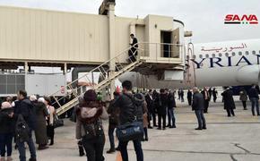 Почти чудо: между Дамаском и Алеппо будут летать гражданские самолёты