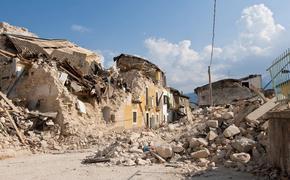 В Китае произошло землетрясение магнитудой 5,1