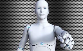 В Японии создали робота, который может чувствовать боль