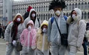 Из-за коронавируса Европа близка к панике