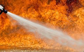Три человека сгорели в дачном доме под Красноярском
