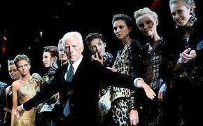 Миланский показ Armani пройдет в пустом зале - без зрителей и прессы из-за коронавируса
