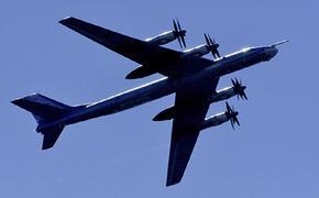 Два Ту-142 выполнили полет над  Норвежским и Баренцевым морями