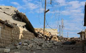 Двое турецких военных  погибли в результате авиаудара в  провинции Идлиб в Сирии