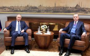 Президенты России и Турции обсудили ситуацию в Идлибе в телефонном разговоре