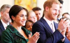 Канада перестанет оплачивать охрану принца Гарри и Меган Маркл