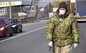Пограничники  Украины  контролируют  состояние здоровья всех прибывающих из Крыма граждан