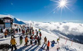 Зимний сезон в Сочи продлится до середины апреля