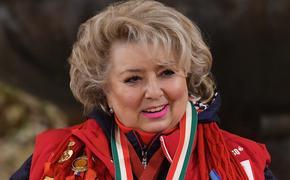 Татьяна Тарасова с юмором подошла к необходимости обезопасить себя от коронавируса