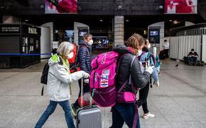 Количество зараженных коронавирусом во Франции за сутки подскочило на 1600 человек