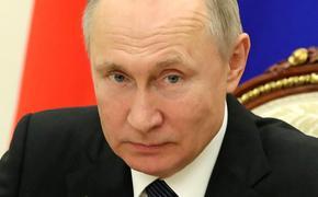 Путин  заявил о готовности оперативно оказать помощь Италии в связи со вспышкой коронавируса